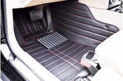 Кожаные коврики Volkswagen Touareg 2
