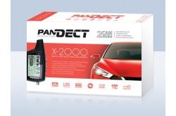 Автосигнализация Pandect X2000