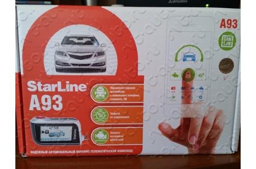 Автосигнализация StarLine A 93 2CAN+LIN
