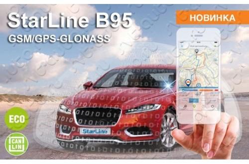 StarLine B95BT CAN+LIN GSM GPS