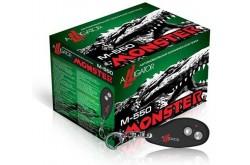 Автосигнализация Alligator M-425 с сиреной