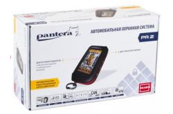 Автосигнализация Pantera PR-2 CAN DIALOG запуск