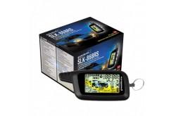 Автосигнализация Pantera SLK-868 RS  запуск