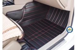 Кожаные коврики Audi Q3