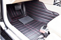 Кожаные коврики BMW 5 F10