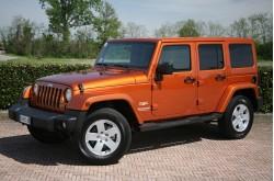 Пороги Jeep Wrangler