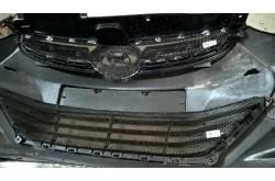 Сетка в бампер Hyundai Sonata с установкой