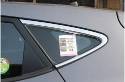 Накладки задней форточки Hyundai ix35