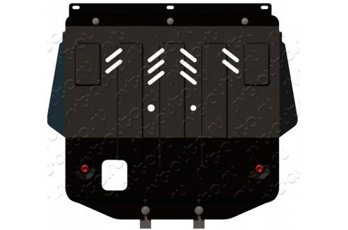 Защита картера BYD F3