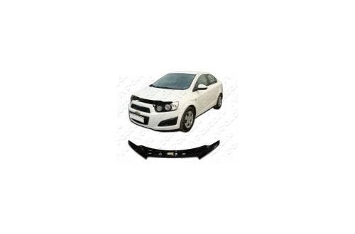 Дефлектор капота Chevrolet Aveo 1