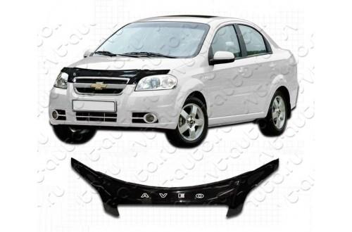 Дефлектор капота Chevrolet Aveo 1 рест
