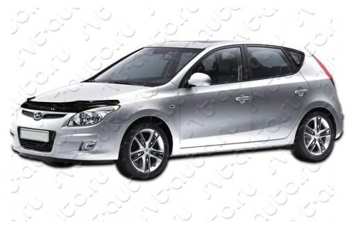 Дефлектор на капот Hyundai i30