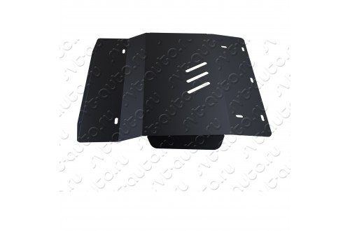 Защита картера Chevrolet Tracker 3