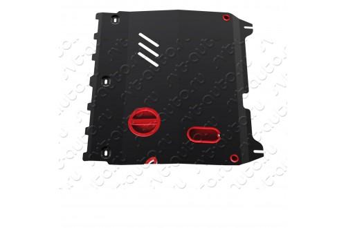 Защита картера Chevrolet Spark 3