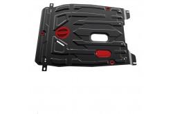 Защита картера Daewoo Gentra 1