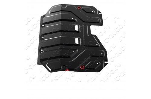 Защита картера Hyundai ix35