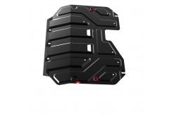 Защита картера Kia Sportage 3