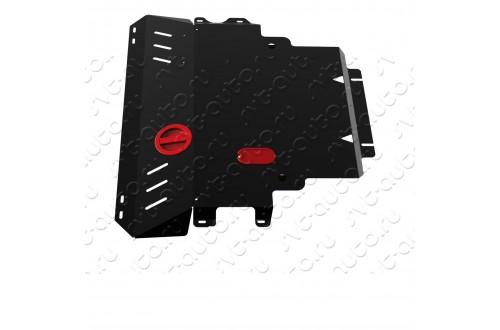 Защита картера Mazda 5 1