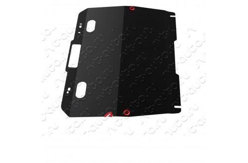 Защита картера Mazda 6 GH