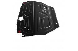 Защита картера Mitsubishi Outlander 3