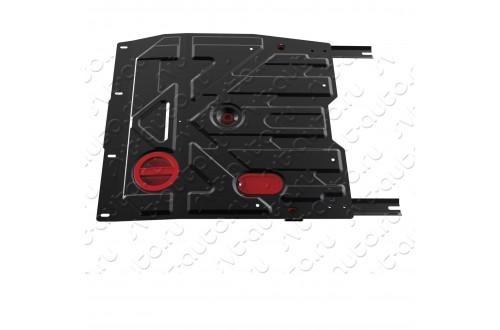 Защита картера Suzuki SX4 1