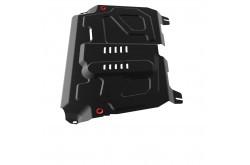 Защита картера Toyota Highlander 3