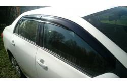 Дефлекторы окон Mugen Toyota Corolla