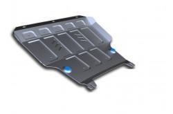 Алюминиевая защита картера Ford EcoSport