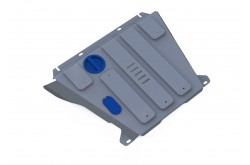 Алюминиевая защита картера Ford Explorer 5