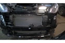 Защитная сетка в бампер Kia Sportage с установкой