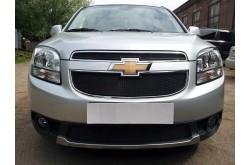 Сетка в бампер Chevrolet Cobalt с установкой