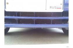 Сетка в бампер Renault Clio с установкой
