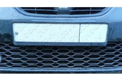 Сетка в бампер Renault Sandero с установкой