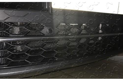 Сетка в бампер Volkswagen Tiguan с установкой