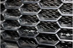 Сетка в бампер Toyota RAV4 с установкой