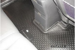 Коврики в салон Fiat 500