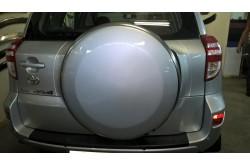 Чехол запасного колеса Toyota RAV 4