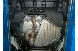 Алюминиевая защита картера и кпп Acura MDX 3
