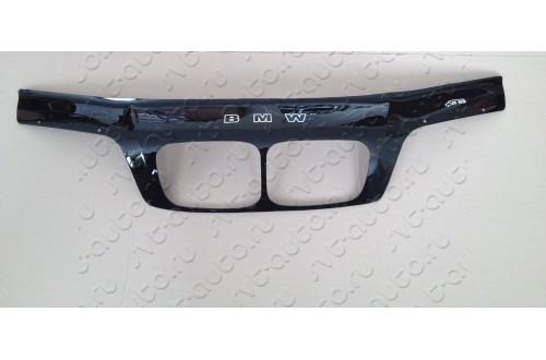 Дефлектор капота BMW 3 E46