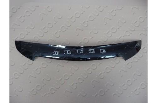 Дефлектор капота Chevrolet Cruze 1
