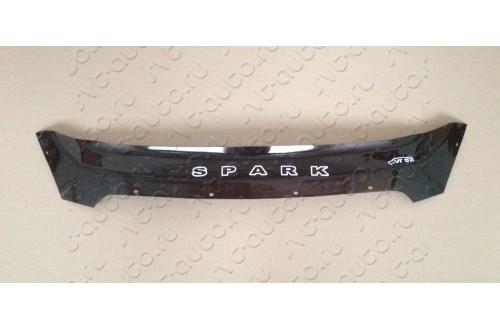 Дефлектор капота Chevrolet Spark 3