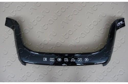 Дефлектор капота Geely Emgrand X7