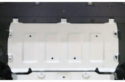 Алюминиевая защита картера Audi Q5