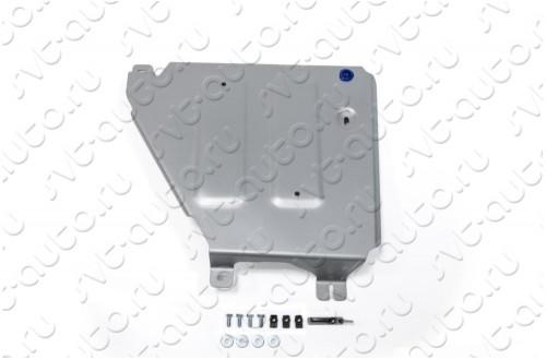 Алюминиевая защита редуктора Audi Q5 2