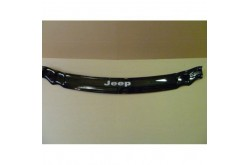 Дефлектор капота Jeep Grand Cherokee WK
