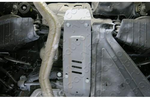 Алюминиевая защита заднего редуктора Audi Q7
