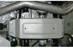 Алюминиевая защита заднего редуктора Audi Q7 S-Line