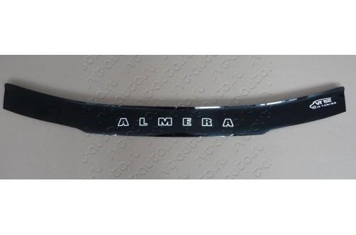 Дефлектор капота Nissan Almera N15