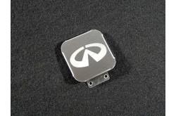 Заглушка фаркопа с логотипом Infiniti