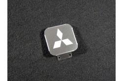 Заглушка фаркопа с логотипом Mitsubishi
